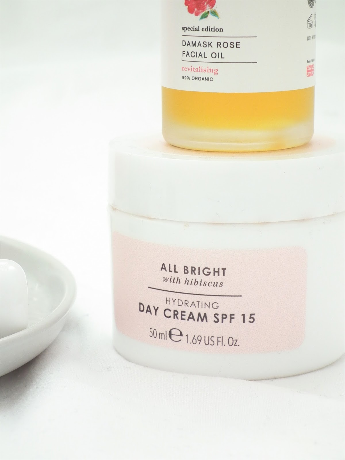 Winter Skincare For Dry/Dehydrated Skin Botanics Day Cream Facial Oil