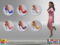 Madlen Lupita Shoes Recolor 2