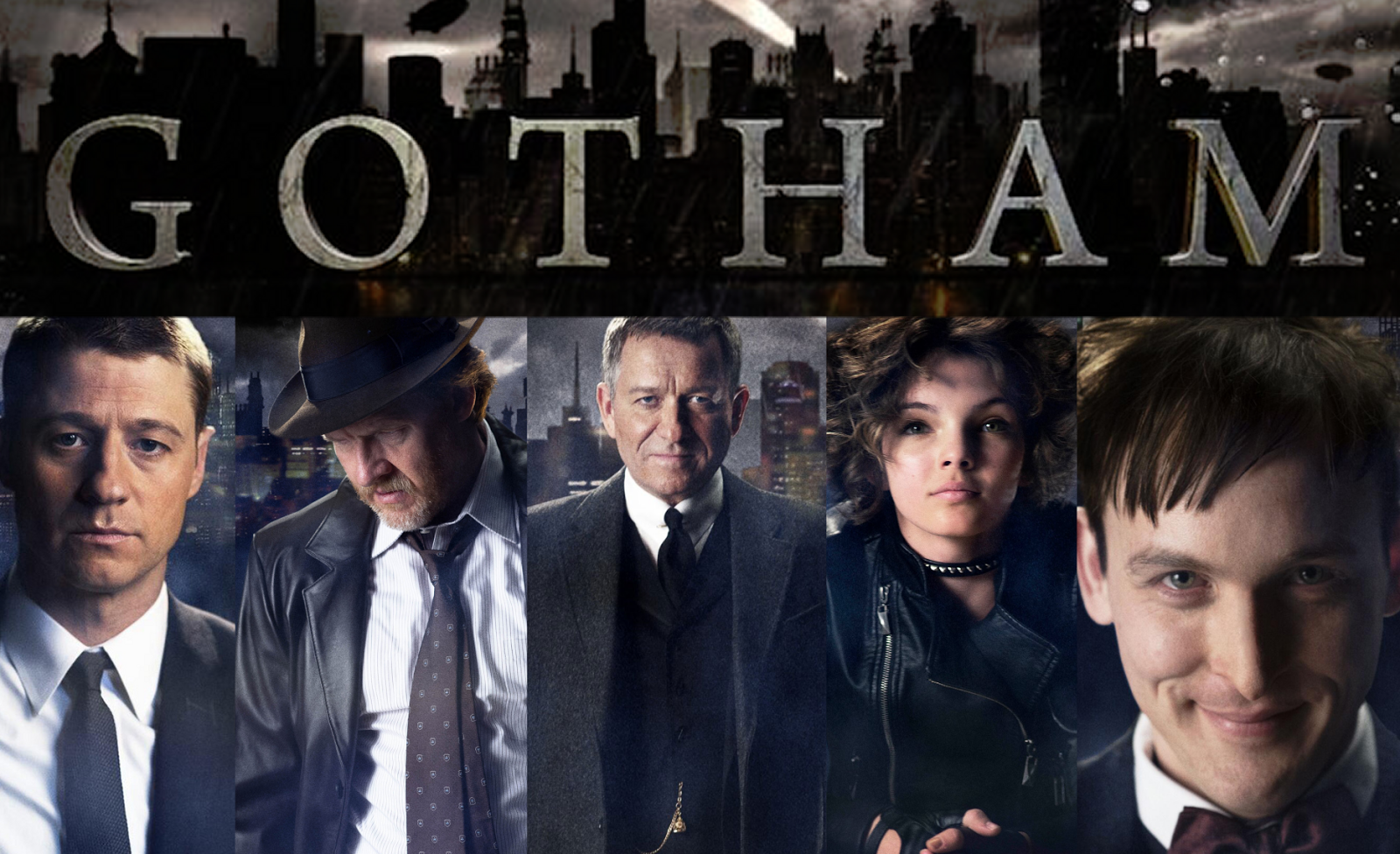 Batman TV series Gotham wallpaper