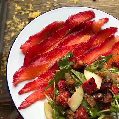 Gravlax Recipe - The Grazer