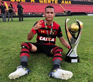 Jovem da base leonina é convocado para a seleção brasileira