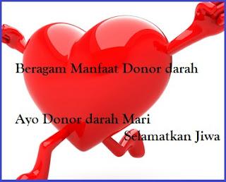 Merupakan sesuatu bentuk acara sosial yang dilakukan sebagai wujud kepedulian terhadap  Manfaat Donor Darah Terhadap Kesehatan
