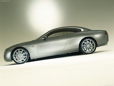 Jaguar R-Coupé Concept (2001)