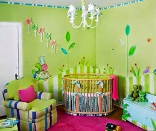 desain kamar bayi 2