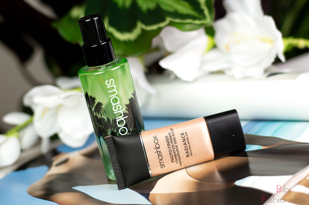 Smashbox lovely Faceprimer for Summer Titelbild