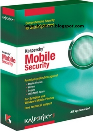 kaspersky Mobile Security 9.0 cracked ~ BCODERS