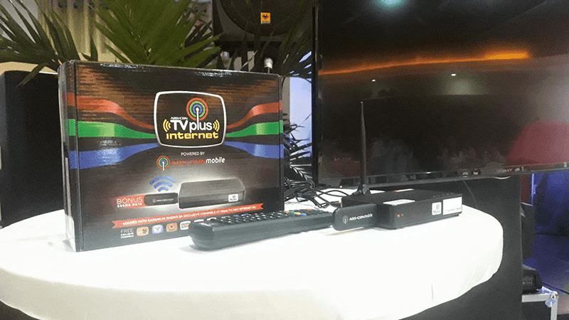 ABS-CBN TVplus with Internet connection launched in Cebu and Davao