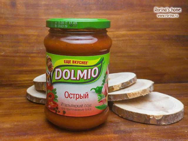 Острый соус томатный