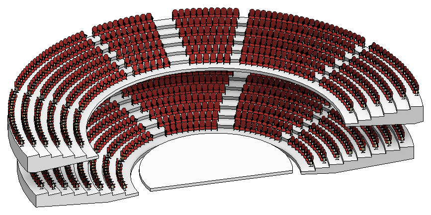 Revit Add Ons Auditorium Maker Seating Layout And Design