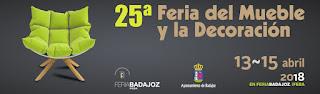 Feria del mueble y decoración en Valencia