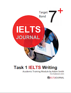 IELTS Journal: IELTS Writing Target Band 7plus