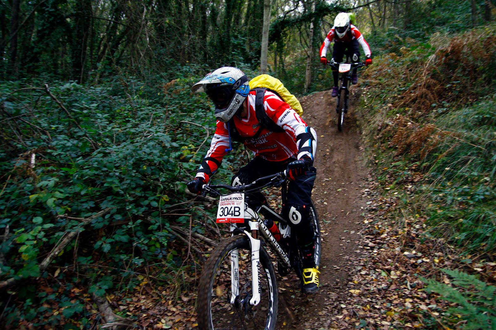enduro race cocañin