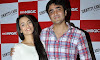 Tia Bajpai and Furqan Merchant