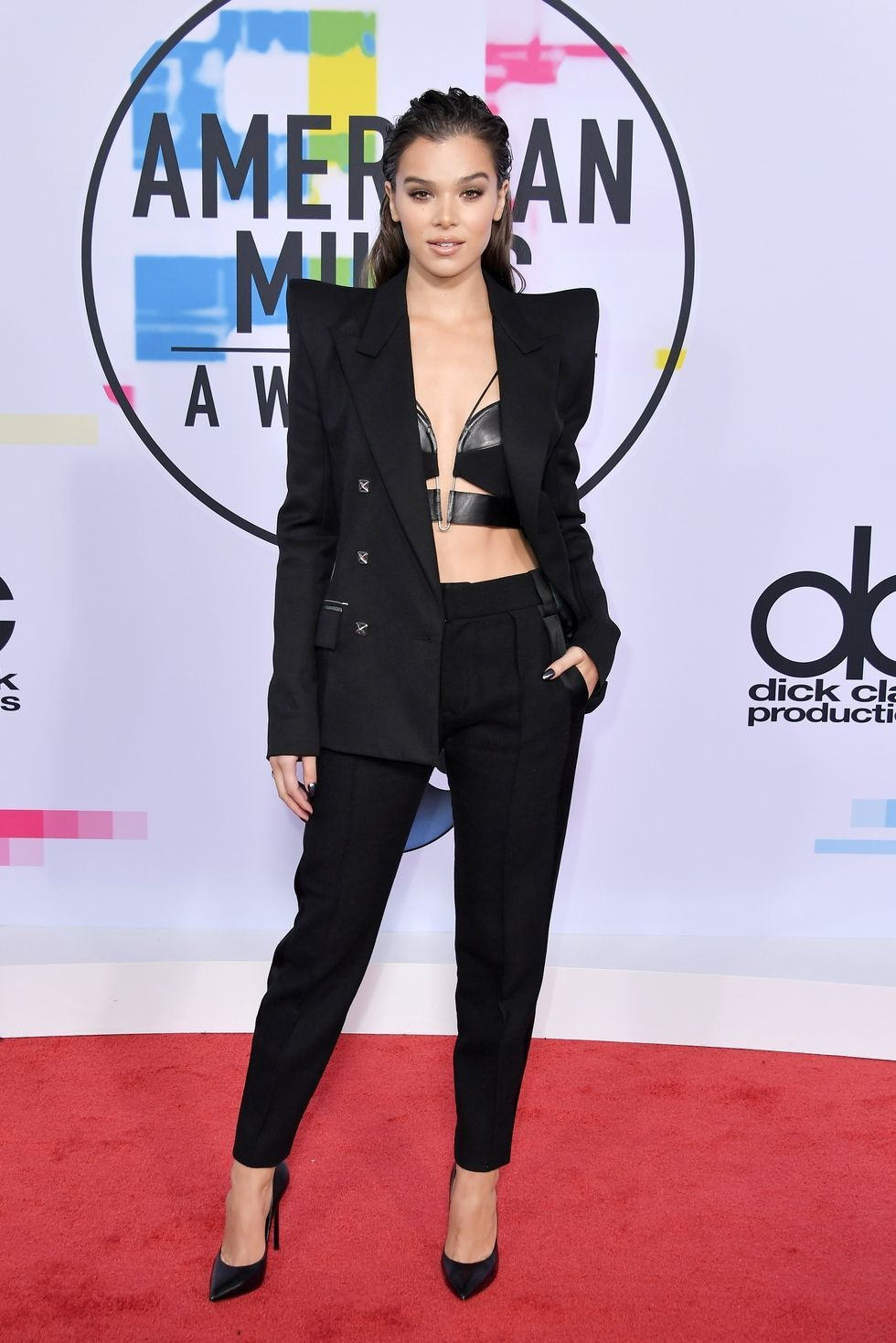 This Look Is A Little Daring For Me, But She Looked Fabulous. I Love When  Women Are Daring Enough To Wear Pants On The Red Carpet ...