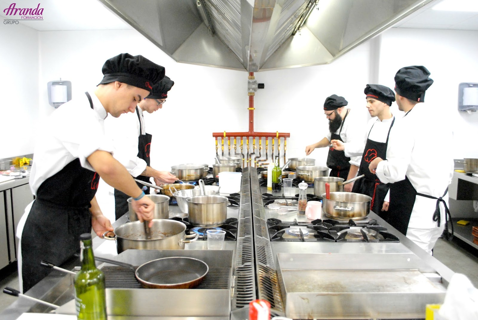 El Gourmet Urbano Escuelas De Cocina