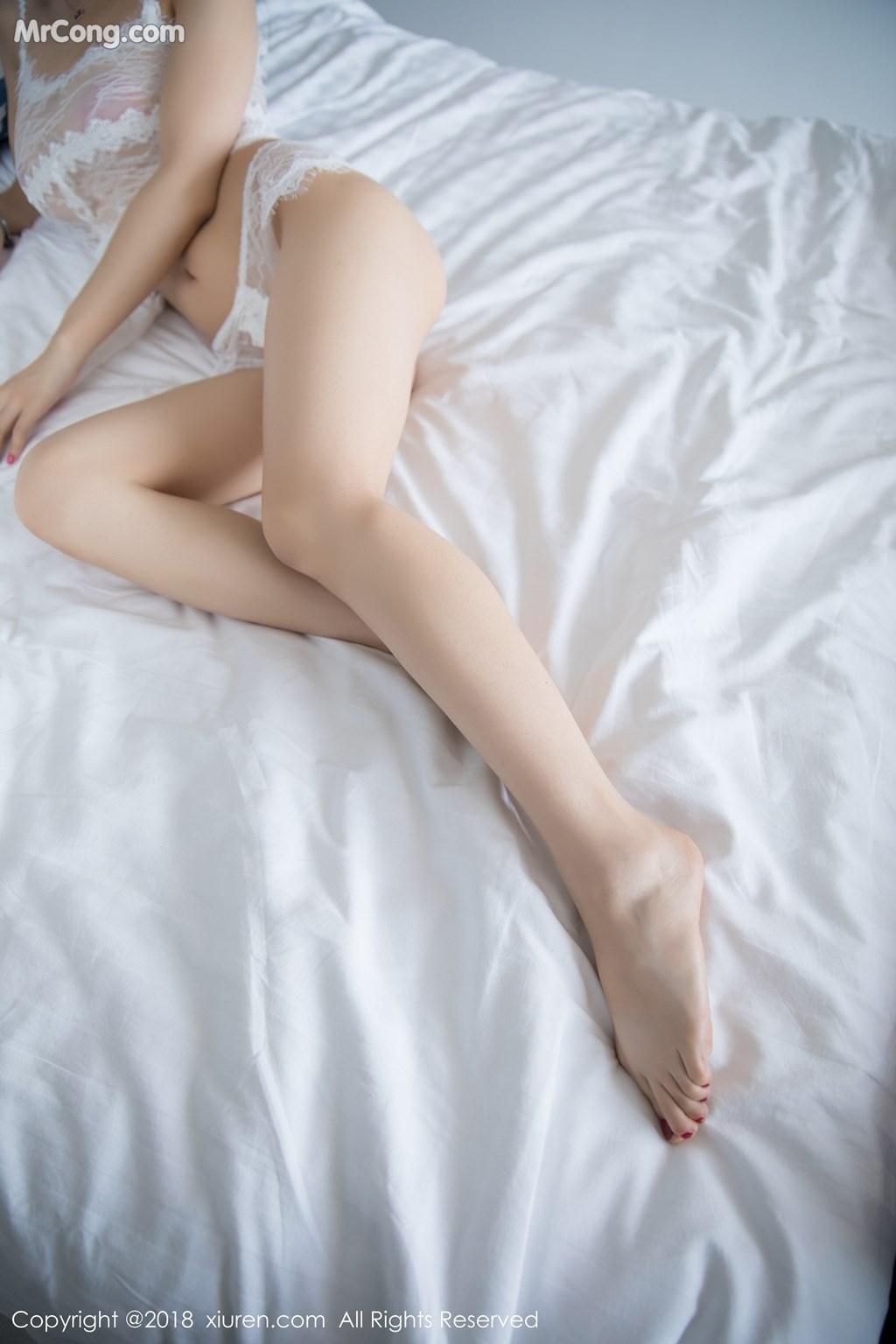 Image XIUREN-No.1205-Xiao-Reba-Angela-MrCong.com-010 in post XIUREN No.1205: Người mẫu Xiao Reba (Angela小热巴) (54 ảnh)
