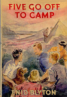 Five go off to camp Enid Blyton