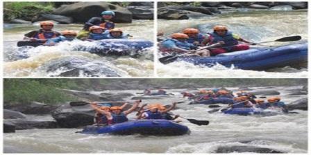 Permalink ke Arung Jeram/ Rafting Citarik Sukabumi Jawa Barat