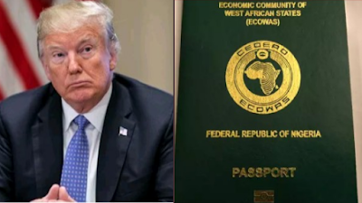 US Travel Ban On Nigeria; What It Really Means
