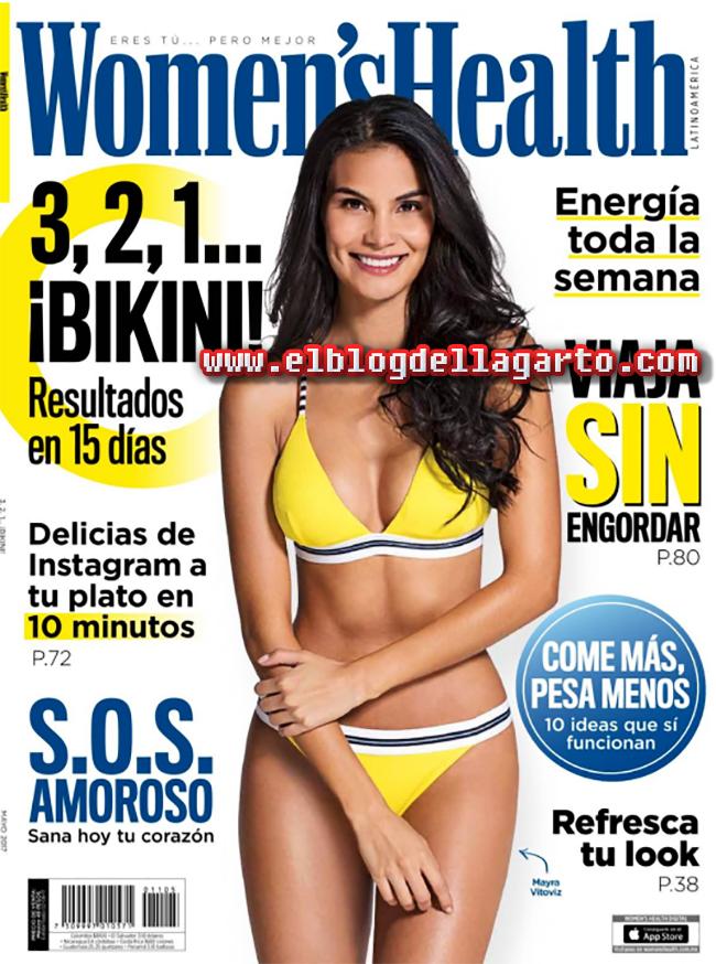 Women´s Health Mexico - 3, 2, 1... ¡Bikini!