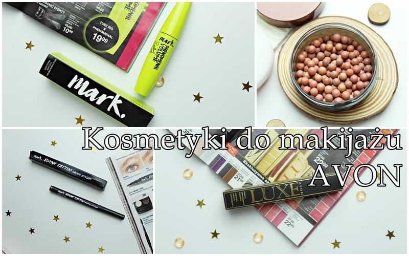 Kosmetyki do makijażu AVON