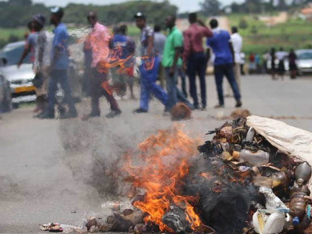 George Charamba: Zimbabwe Crackdown A Taste of Things To Come
