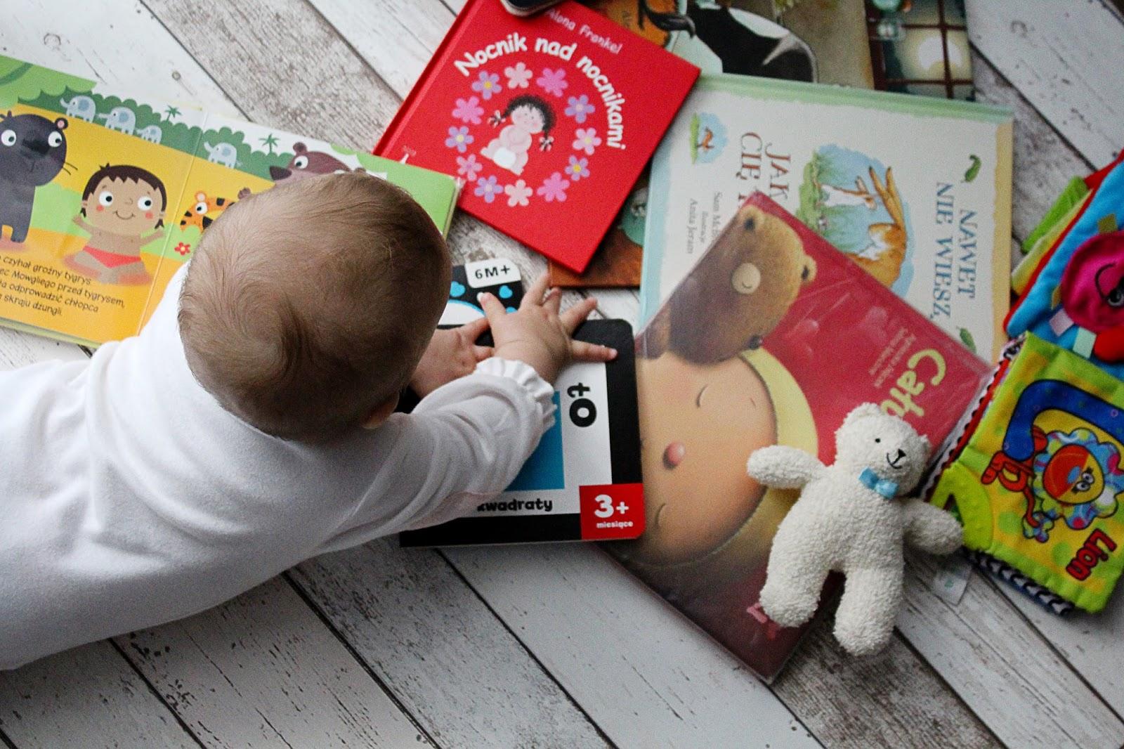 Dlaczego warto czytać niemowlakowi?