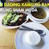 Nasi Daging Kambing Bakar Warung Imam Muda Kampung Jalan Kebun