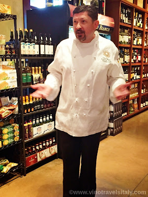Executive Chef Edward Payne Tuscan Kitchen