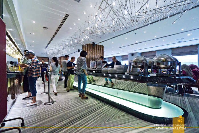 Dorsett Kuala Lumpur Review Restaurant