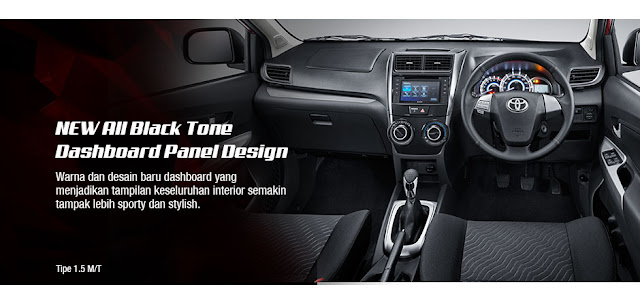 interior grand new avanza veloz