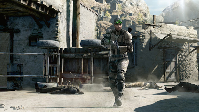 Tom Clancy's Splinter Cell: Blacklist pc game