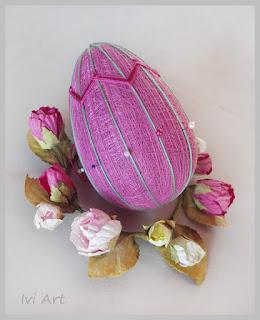 Jajko Temari – Temari Egg