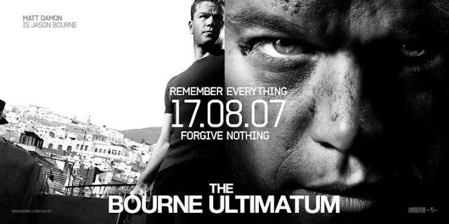 Hantu Baca Film Agen Rahasia Terbaik Paling Keren The Bourne Ultimatum (2007)