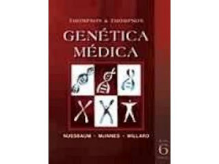 thompson and thompson genetics in medicine pdf