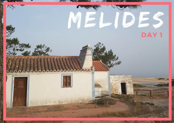 A primeira etapa da viagem de autocaravana da Indie Campers pelo sul de Portugal