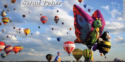 Mentri Perhubungan Minta Polisi Untuk Tindak Tegas Pelepas Balon Udara
