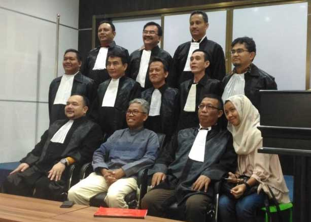 Kacaunya Hukum Era Jokowi, BY Didakwa dengan Pasal Hate Speech, Anehnya Dituntut Pakai Pasal Hacker