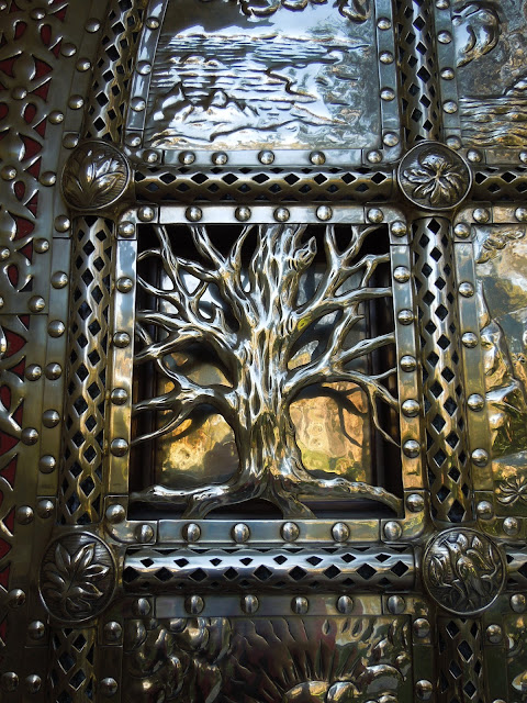 Bok Tower door detail