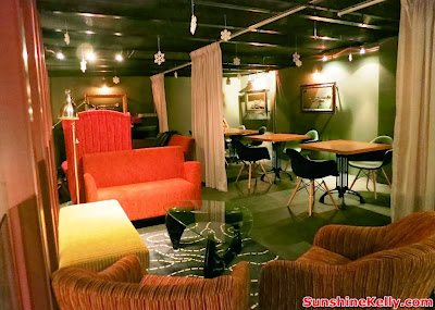 Porcelene Jazz, Empire Damansara Perdana, heritage lane, restaurant, bar, lounge, coffee, mezzanine floor, dining, lounge, sofa