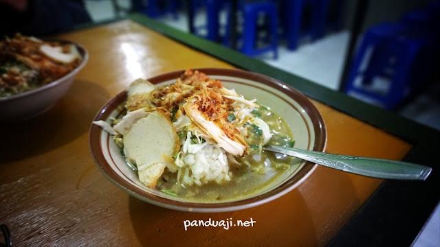 Soto Ayam Pangkru Blitar