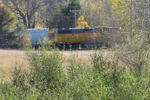 Marquette Rail train