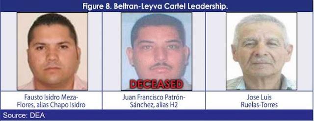 Cae José Luis Ruelas Torres y muere antes de ser extraditado