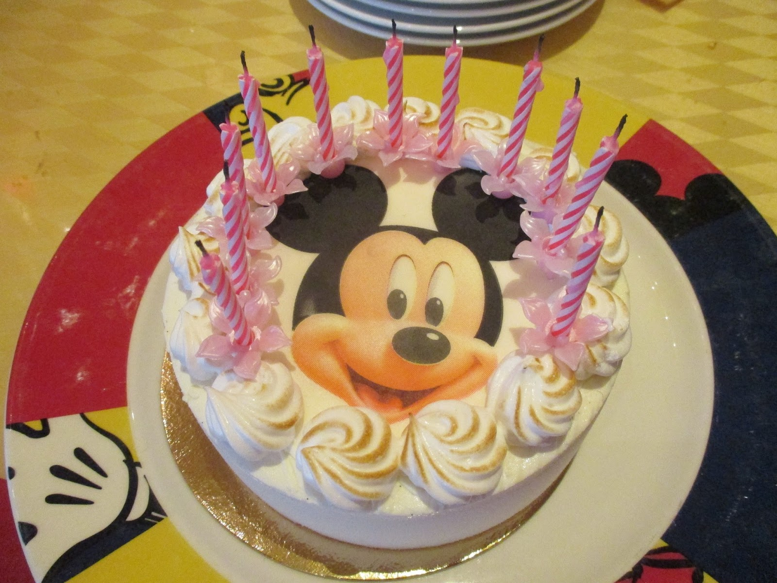 Wordless Wednesday Birthdays added pixie dust