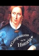 """Carátula del DVD: """"Compositoras en la Historia"""""""