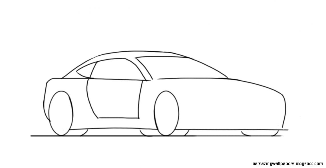 Cool Easy Car Drawings Amazing Wallpapers