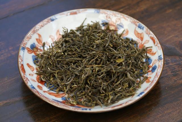 thé vert chinois et blog sur le thé