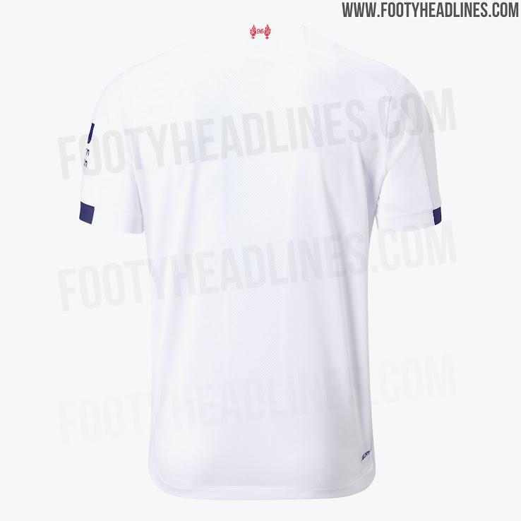 Liverpool 19-20 Away Kit Released - Footy Headlines