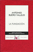 Resultado de imagen de portada la fundación buero vallejo
