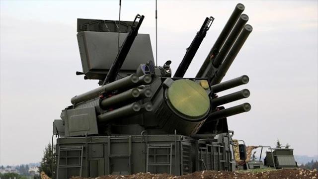 """""""Rusia ha probado en Siria 600 nuevas armas contra terroristas"""""""